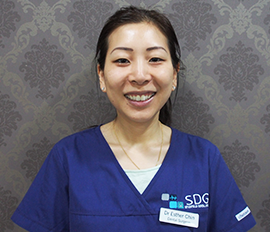 Dr Esther Chin